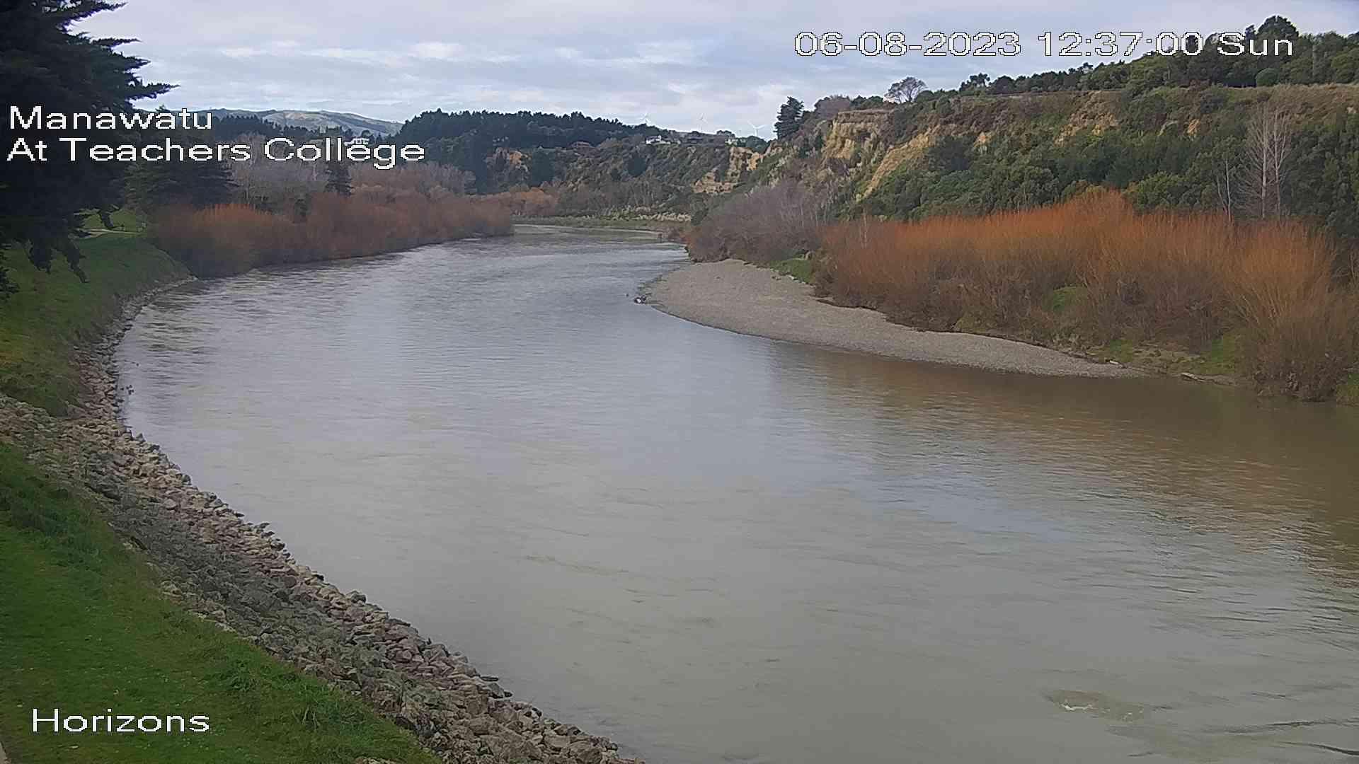 Manawatū River Webcam