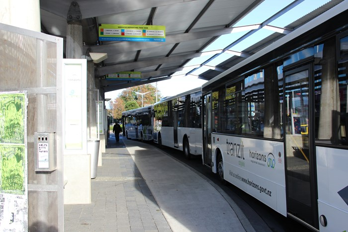 Improved ticketing system on the way for bus passengers
