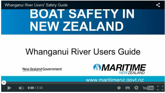 Whanganui Boating Safety